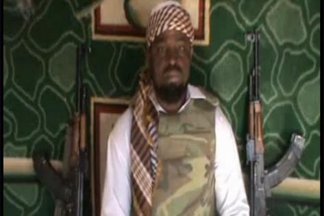 "Le Nigeria veut la tête du chef de Boko Haram ""mort ou vif"""
