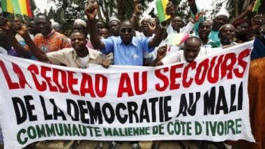 L'opération militaire française au Mali entre dans une nouvelle phase