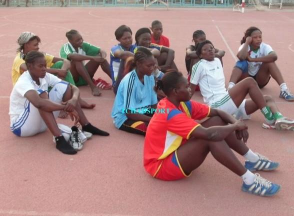 Coupe d afrique de handball dame les sao du tchad se qualifient pour la demi finale - Coupe d afrique handball ...
