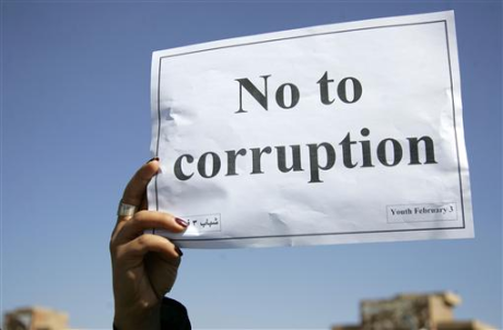 L'UA appelle à des efforts énergiques pour gagner la guerre contre la corruption en Afrique