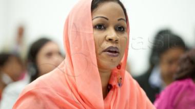 Hinda Deby élue présidente de l'Organisation des Premières Dames d'Afrique contre le SIDA