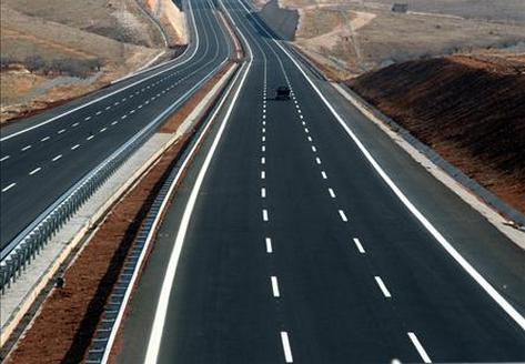 L'autoroute Nord-Sud  autoroute