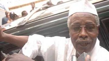 La garde à vue d'Hissène Habré, premier pas vers le jugement de l'ex-président tchadien