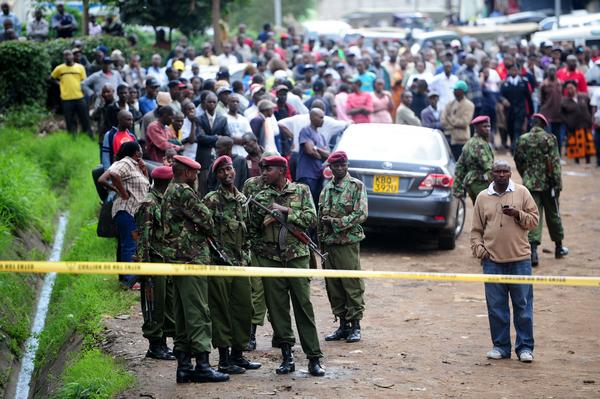 Le bilan de l'attaque terroriste à Nairobi s'élève à 68 morts