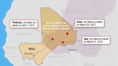 Mali : un véhicule ambulance saute sur une mine dans la région de Gao