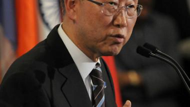 Le chef de l'ONU souhaite la réussite de l'urbanisation de l'Afrique comme moteur de développement durable