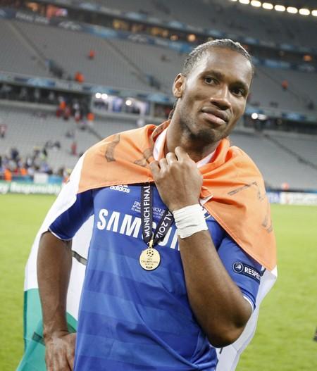 Football : l'Ivoirien Didier Drogba désigné meilleur joueur du monde des plus de 28 ans
