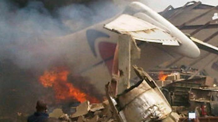 Tchad: bilan du crash d'avion à Ngounderé, un mort et quatre blessés