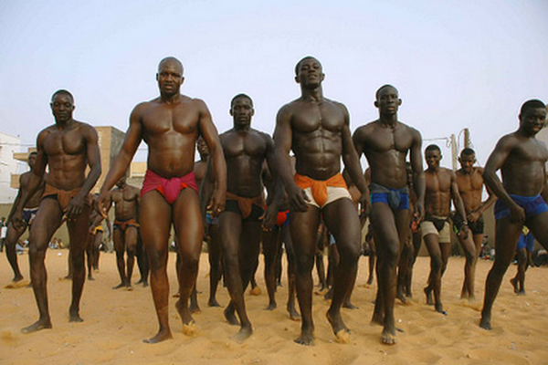 Début du 32ème championnat africain de luttes associées à N'Djamena