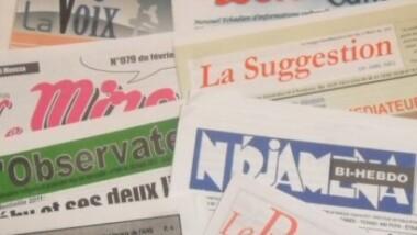 Médias : 12 journaux suspendus, un mouvement citoyen attaque la Hama