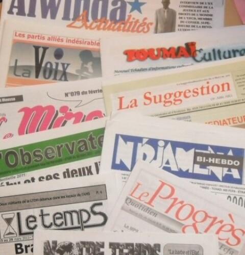 Le Tchad 127ème sur 180 pays au classement mondial de la liberté de la presse 2016