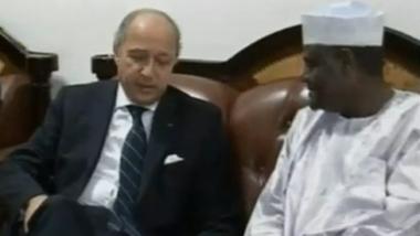 Le Mali au coeur de l'entretien entre les ministres français et tchadien des Affaires étrangères