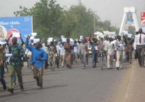 Tchad: l'UST prévient le gouvernement du risque de négociation dans la rue