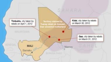 Mali: le MNLA refuse de désarmer et ne veut pas entendre parler d'élections