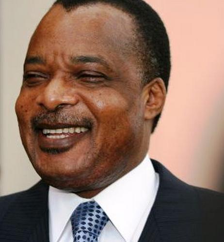 Congo : Dénis Sassou Nguesso investi pour un nouveau quinquennat