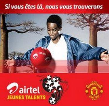Tchad: coup d'envoi du tournoi Airtel jeunes talents 2013