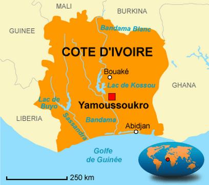 Côte d'Ivoire : deuil national de 3 jours après le décès du ministre en charge de l'organisation des élections