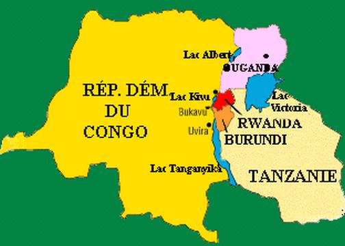Les dirigeants de la région des Grands Lacs signent un accord sur la paix en RDC
