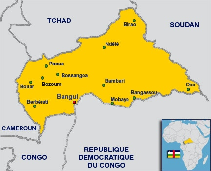 RCA : réunion à Yaoundé entre le gouvernement, les Nations Unies et des chancelleries occidentales