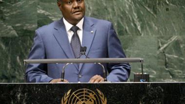 Tchad ils ont marqué 2012 : Moussa Faki Mahamat le visage de la diplomatie tchadienne