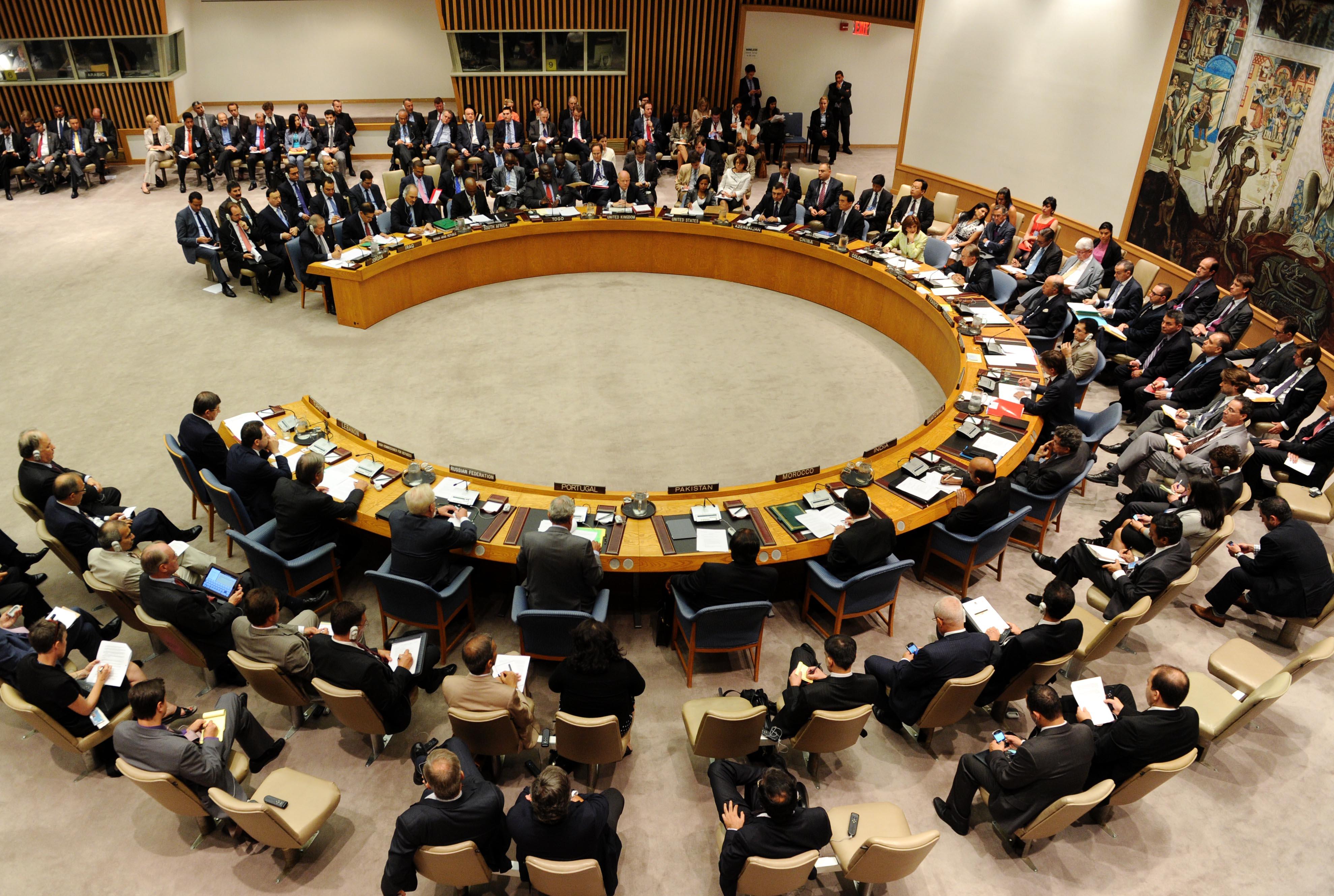 Les pays africains exhortés à un consensus sur la réforme du Conseil de sécurité