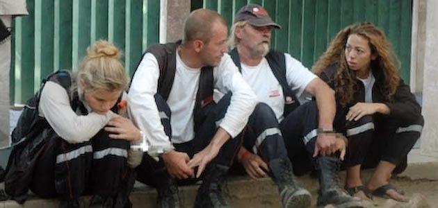 Arche de Zoé/Tchad: Eric Breteau et Emilie Lelouch obtiennent leur libération
