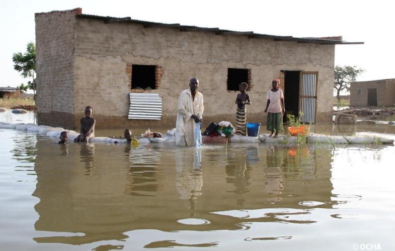 Urbanisation : N'Djamena est-elle exposée aux risques  de catastrophe ?