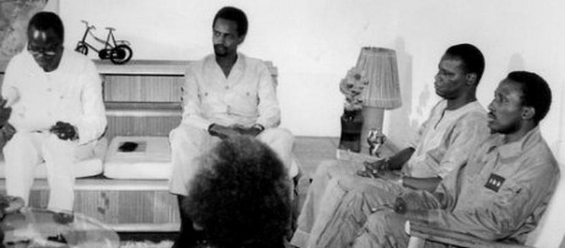 Ephéméride : Thomas Sankara, le panafricaniste, l'ami du Tchad