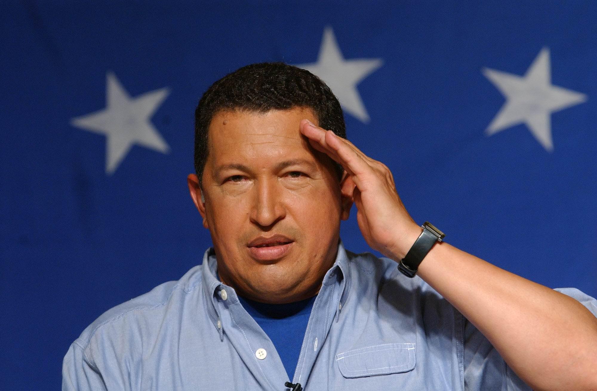 Le président venezuelien Hugo Chavez est mort