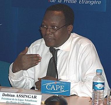 Tchad : un SOS lancé pour soutenir Dobian Assingar gravement malade