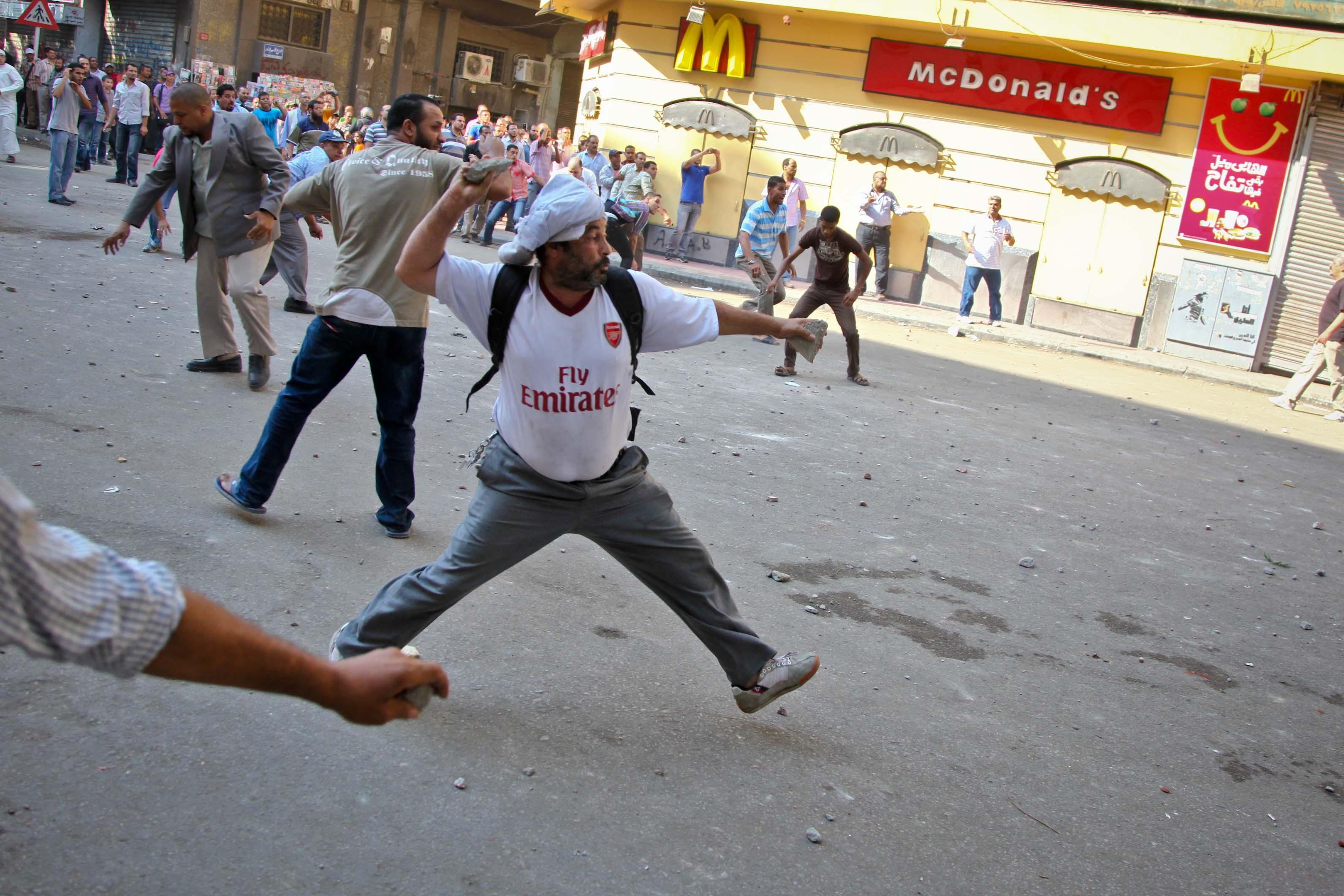 L'Etat d'urgence déclaré dans trois villes égyptiennes