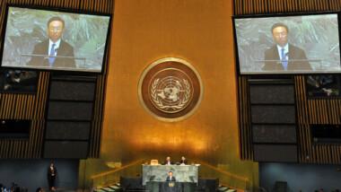 Les dirigeants d'une centaine de pays se réuniront au sommet de l'ONU sur le développement durable