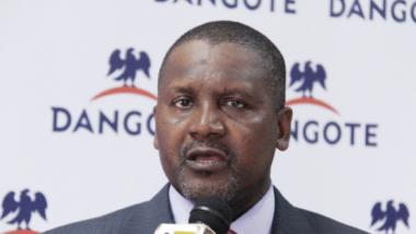 """""""Les leaders économiques africains peuvent accélérer l'intégration économique"""" Aliko Dangote"""