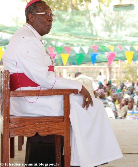 Tchad : deuil national de deux jours en la mémoire de l'archevêque de N'Djaména