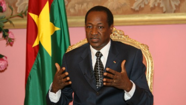 Burkina Faso : l'ex-président Blaise Compaoré visé par un mandat d'arrêt international