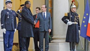 Tchad : le Président Idriss Déby reçu à l'Elysée le 17 mai