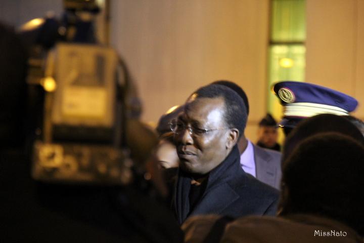 CEN-SAD: le président tchadien Déby Itno appelle à l'union sacrée contre le terrorisme