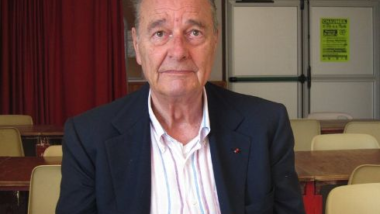 International : Jacques Chirac n'est plus
