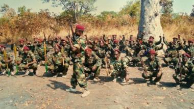 RCA : les rebelles réunis à Bria pour préparer leur participation aux négociations de paix