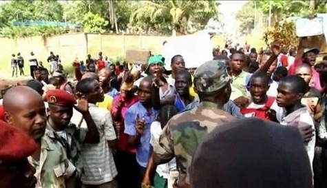 Centrafrique : 10.000 ex-Séléka désarmés et 45 autres tués depuis l'opération française Sangaris