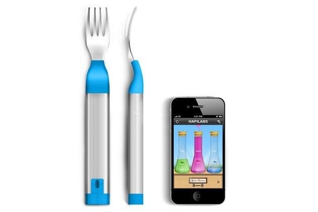 Une fourchette électronique pour vous aider à maigrir
