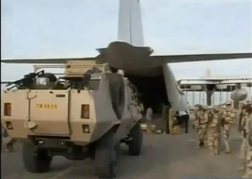 L'armée tchadienne lance une offensive terrestre contre Boko Haram au Nigeria