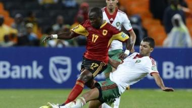 CAN 2013 : Maroc et Angola se quittent dos à dos
