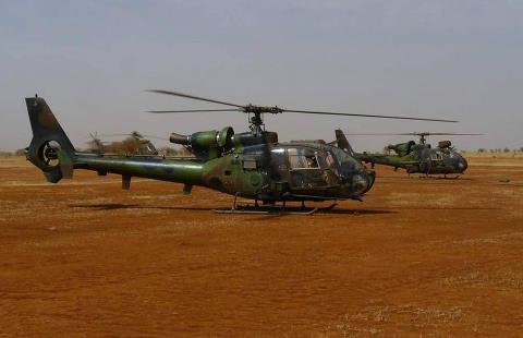 Quasi-union sacrée sur le Mali