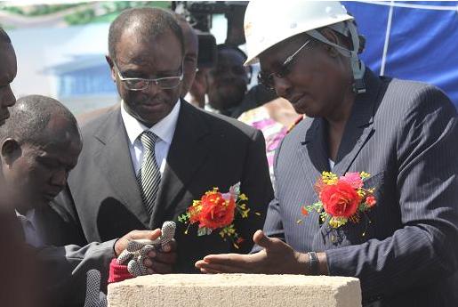 Tchad : début de la construction d'un Centre de conférences international