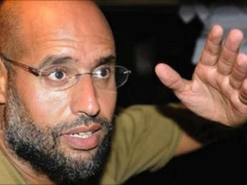 Le fils de Kadhafi comparaît pour une audience préliminaire à Zintan en Libye