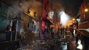 Incendie d'une boîte de nuit au Brésil : le bilan révisé à 231 morts