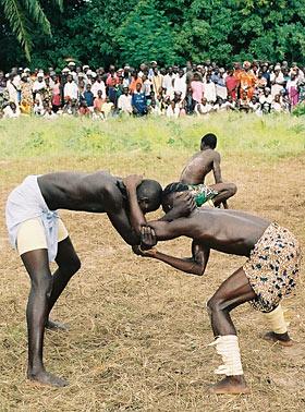 """La première édition du """"championnat international de lutte"""" se déroulera au Tchad"""