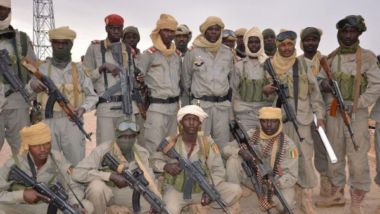 Echos d'une guerre : L'armée tchadienne en première ligne du feu