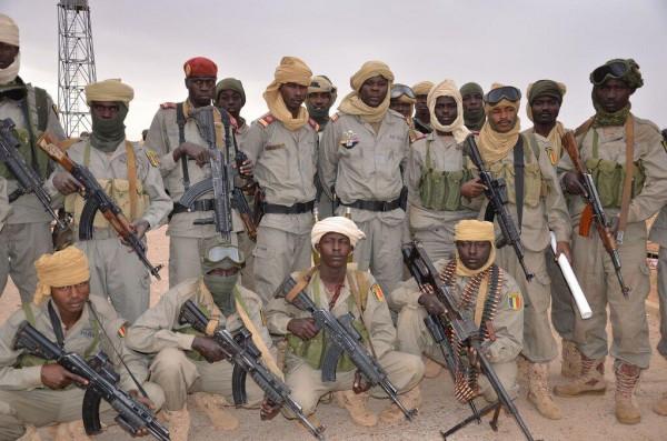 Le Tchad pas « démotivé » par la mort de 23 de ses soldats au Mali